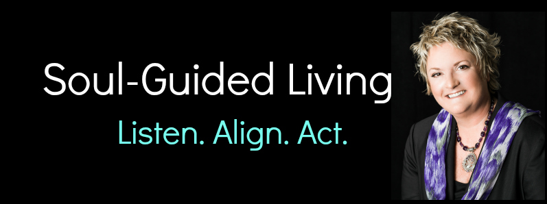 Soul-Guided LIVING Banner